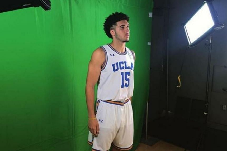 LiAngelo Ball, the younger brother of Los Angeles Lakers star Lonzo Ball, was among three college basketball players arrested in China on suspicion of shoplifting.