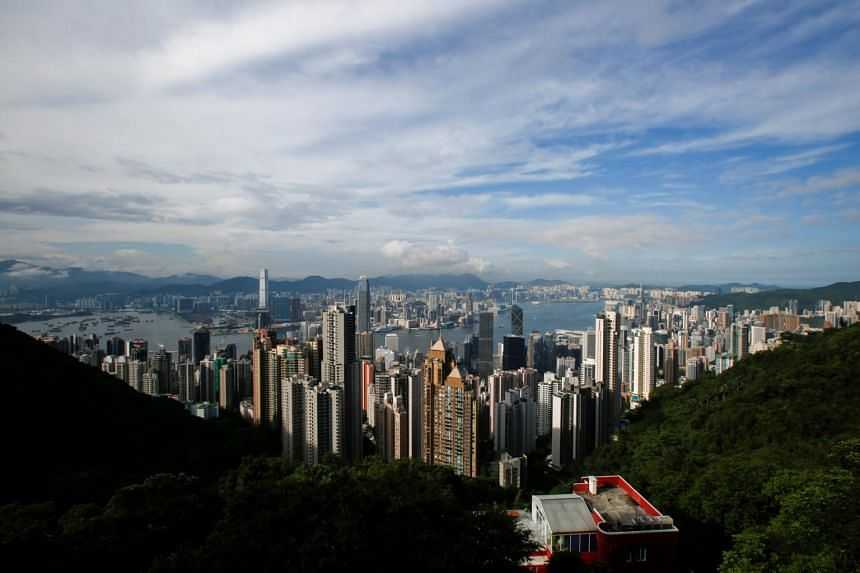 The sale of a landmark skyscraper by Hong Kong's richest man Li Ka Shing to a China-led consortium for a record of more than US$5 billion (S$6.8 billion) indicates the city's property sector continues to boom.