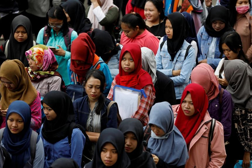 A survey found that millennials in Indonesia show a strong xenophobic tendency.