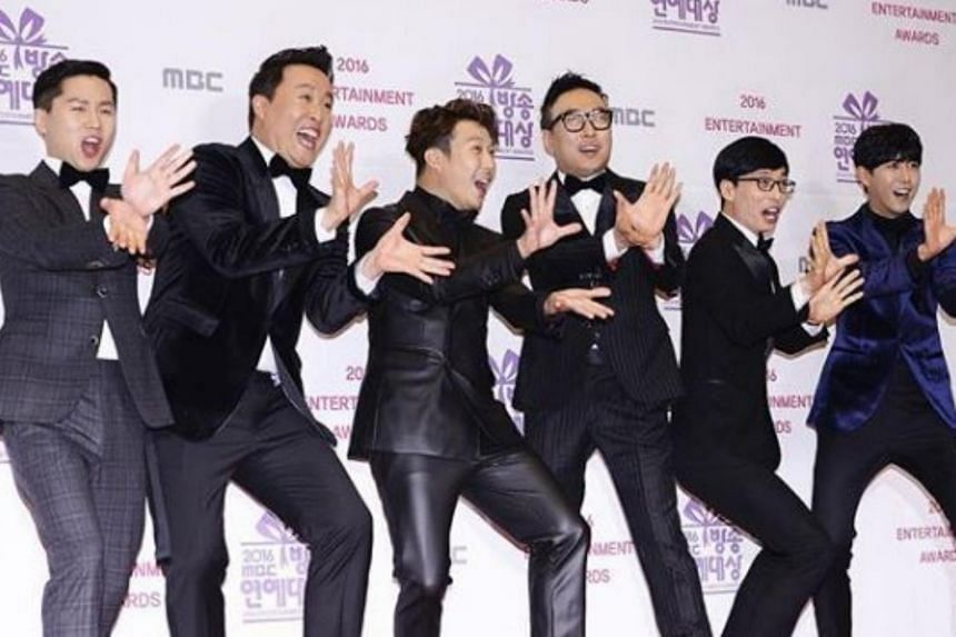 Infinite Challenge was one of the popular variety show that was put on hold.