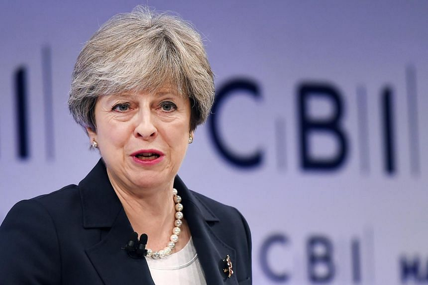 Britain's Prime Minister Theresa May got a break of sorts from the sprawling sex and sleaze scandal that has already forced the resignation of a Cabinet minister, but only because her weakened government was embroiled in two new crises.