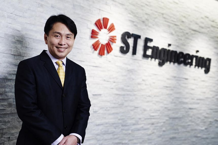ST Engineering president and CEO Vincent Chong said that the firm's order book continues to be strong, and it maintains its outlook of comparable revenue and profit before tax for the year.