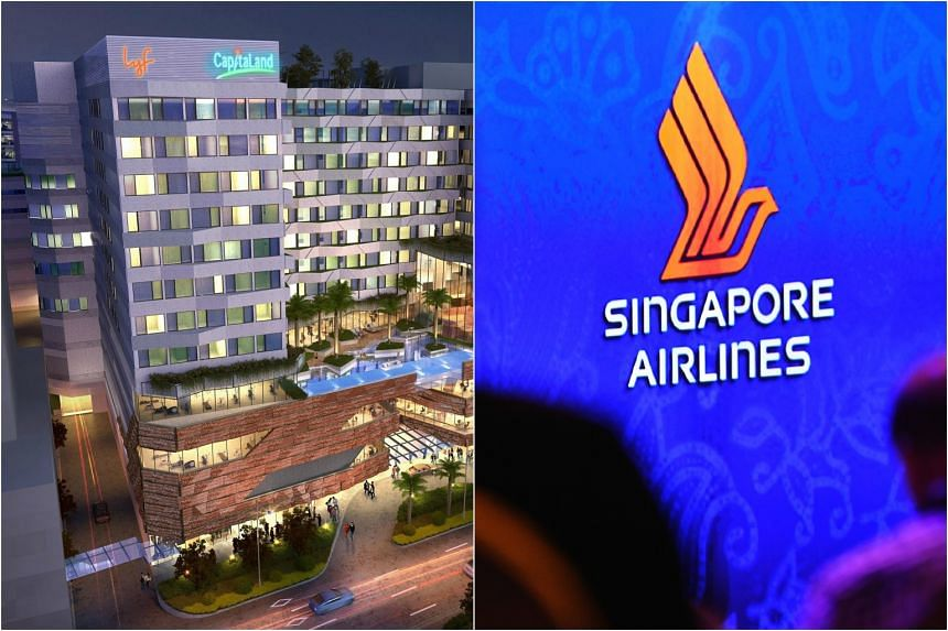 CapitaLand and Singapore Airlines are two local stocks to look out for on Nov 8.