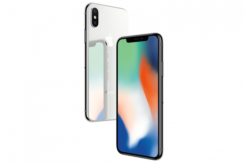 The iPhone X's relatively small size makes for better one-hand operation, and it fits easily in your trouser pocket.