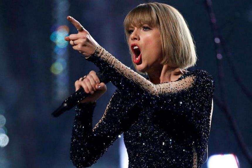The American Civil Liberties Union sent Taylor Swift's legal team a strongly worded letter denouncing her threat to sue a California blogger who, without any evidence, accused the singer of supporting the white supremacy movement.