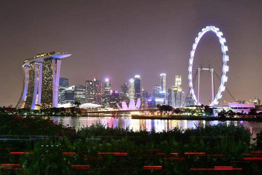 Singapore was ranked ahead of the likes of Stockholm, San Francisco, Tokyo and Zurich in the 100-city index.