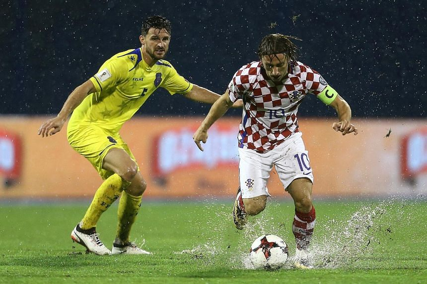 When it rains, it pours for Luka Modric, who has experienced a tough year in which his reputation was tarnished over allegedly giving false testimony at a corruption trial. Even this Sept 2 qualifier against minnows Kosovo was abandoned owing to an u