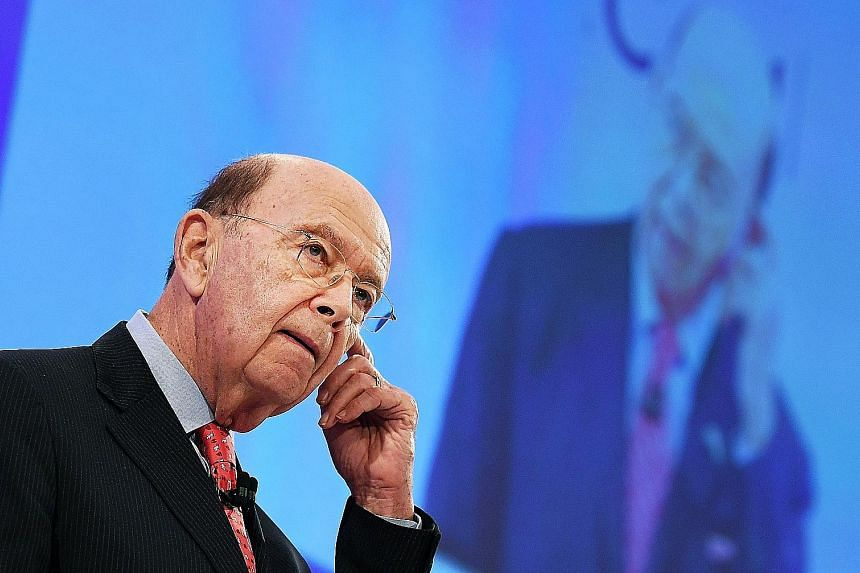 The Forbes report said that Mr Wilbur Ross inflated his wealth in communications with the magazine stretching back more than a decade.