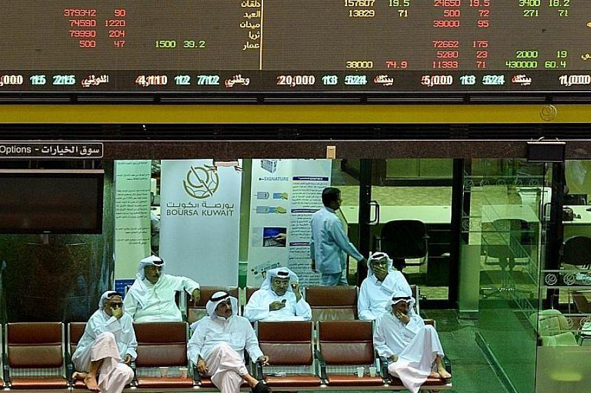 Expanding anti-graft purge in Saudi Arabia spooks investors