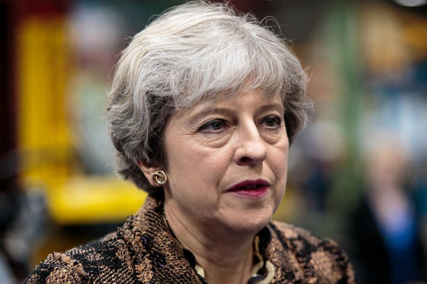 British Prime Minister Theresa May faces yet another blow after her overseas aid minister Priti Patel was forced from office on Wednesday, Nov 8, 2017.