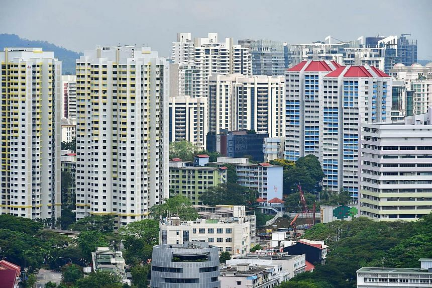 From a year ago, resale prices in October were 1.9 per cent lower, and 12.5 per cent below the peak in April 2013.