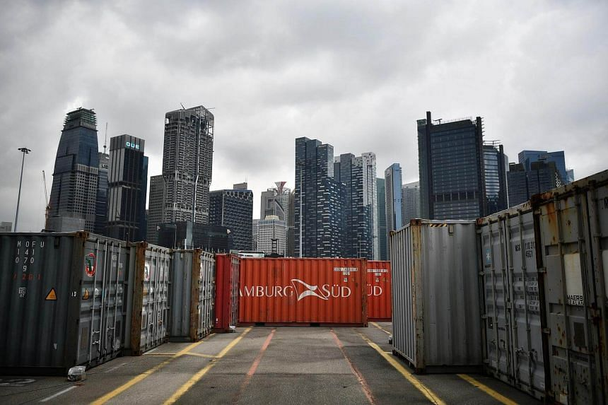 Mr Koh Poh Koon said that the logistics sector is an important pillar of Singapore's economy and the country has been consistently ranked the top-performing logistics hub in Asia.