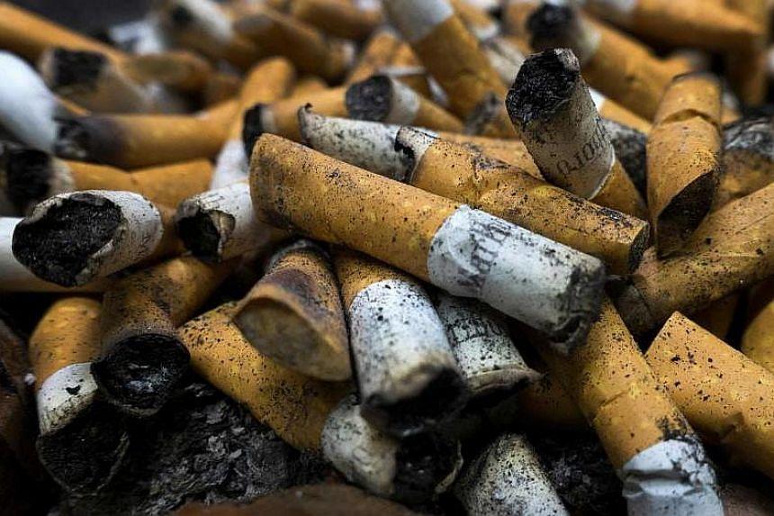 Spokesman Greg Burke cited World World Health Organisation (WHO) statistics that smoking causes more than seven million deaths worldwide every year.
