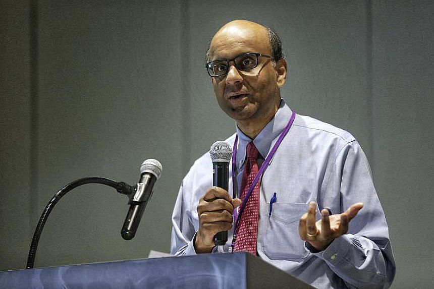 Deputy Prime Minister Tharman Shanmugaratnam said that emerging technologies are shortening many value chains, and letting products be made closer to the customers.