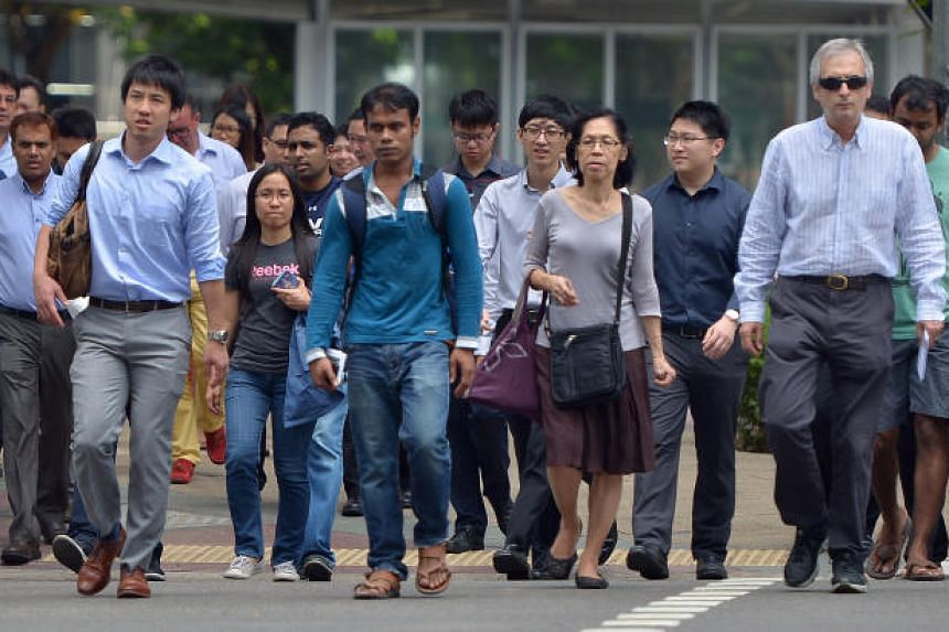 More than 90 per cent said it was at least somewhat acceptable for new citizens who are Malay, Chinese or Indian, while 84 per cent said the same for new citizens who are Eurasian.