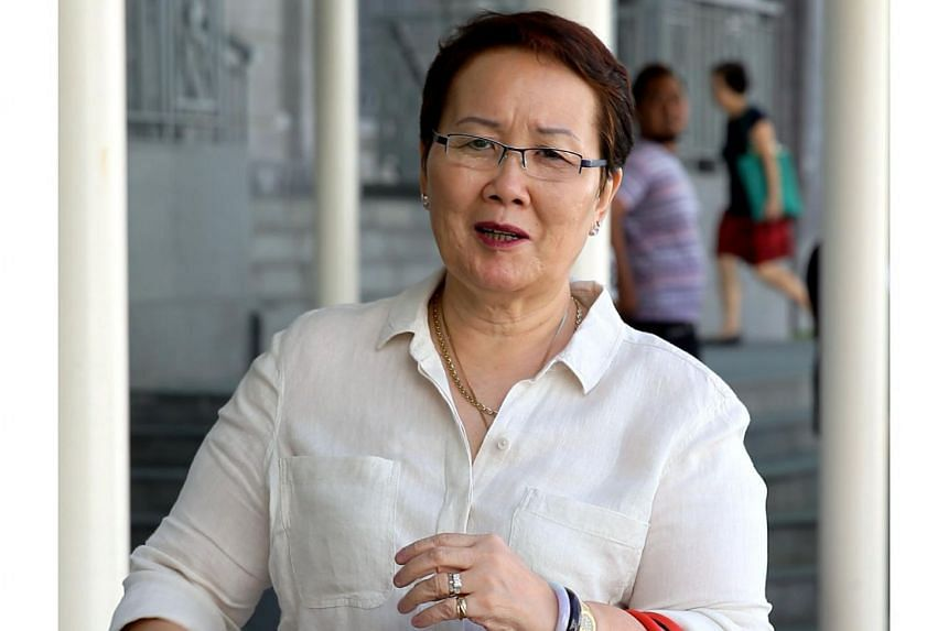 The million-dollar fees were for legal services the law firm rendered to Madam Hedy Mok and her aunt, Madam Chung Khin Chun, 90, between August 2014 and December 2016 against Yang.