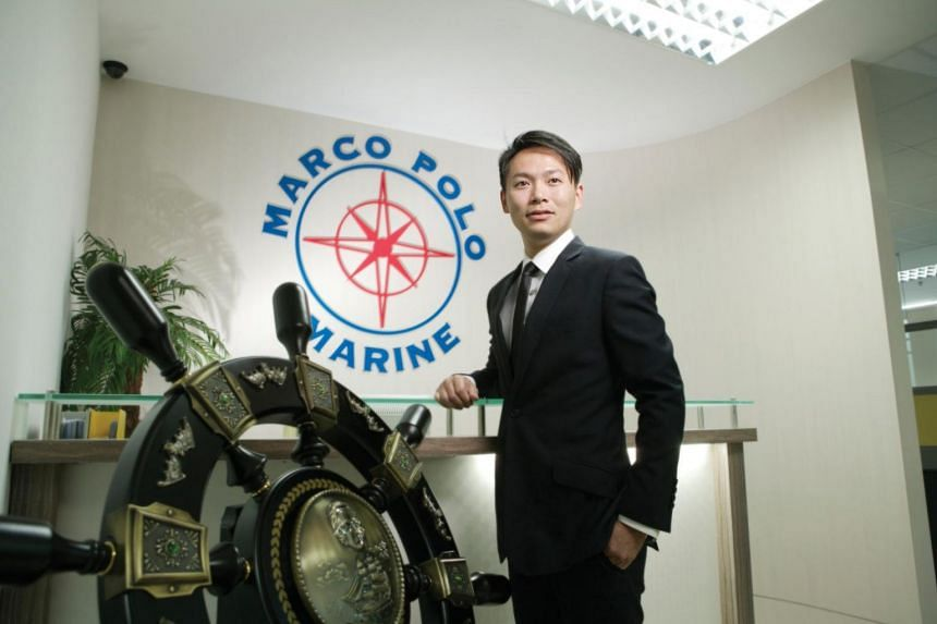 Marco Polo Marine chief executive Sean Lee took eight months and meetings with over 100 investors to finally stitch up the deals.