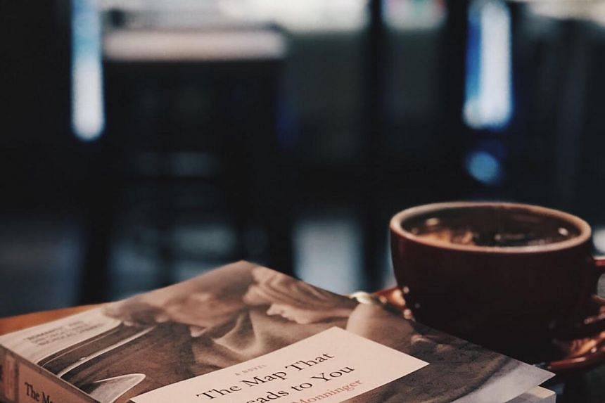 Find time to take things slow over a cuppa and a good read. PHOTO: CZARAIM CARREON