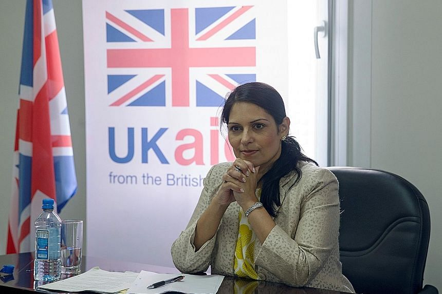 Britain's international aid minister Priti Patel had unauthorised meetings with Israeli officials during a family holiday in August.