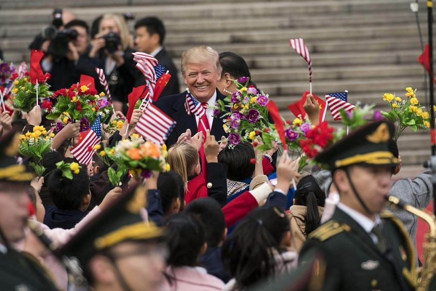 In China, US President Donald Trump has acquired a legion of admirers who hail him as a straight-talking politician and business mogul with a knack for deal-making.