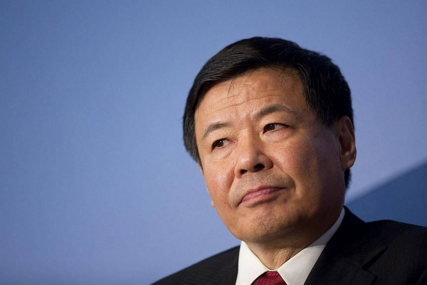 The Chinese government said it will raise foreign ownership limits in domestic financial firms.