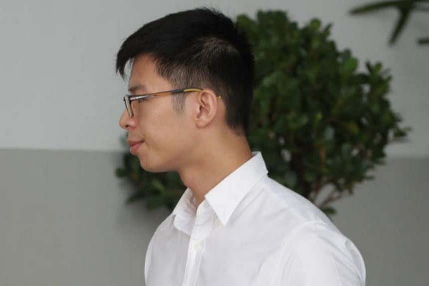 Ng Han Yuan, who works as an estate manager in the resale operations section of the HDB, had in his possession information relating to an HDB project titled Streamlining of Resale Transactions.