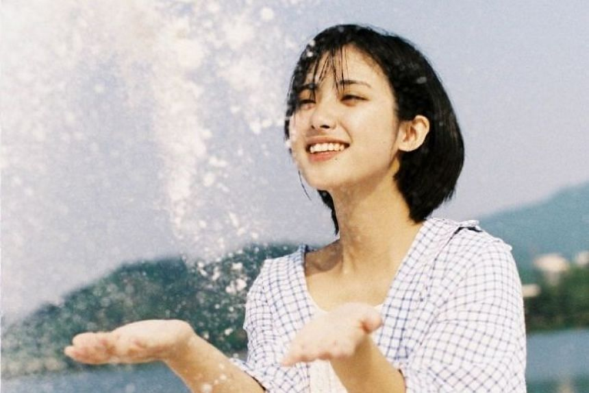 Chinese newbie actress Shen Yue takes on the role of strong-willed student Shancai in the 2018 reboot of Meteor Garden.