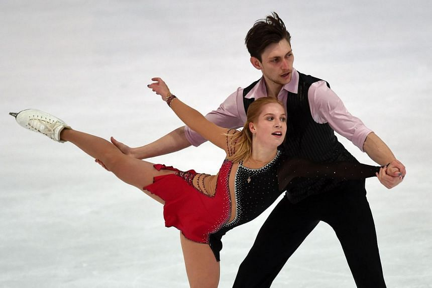 Ekaterina Alexandrovskaya and Harley Windsor got the nod for Pyeongchang after being crowned world junior champions last season, claiming Australia's first global figure skating title.