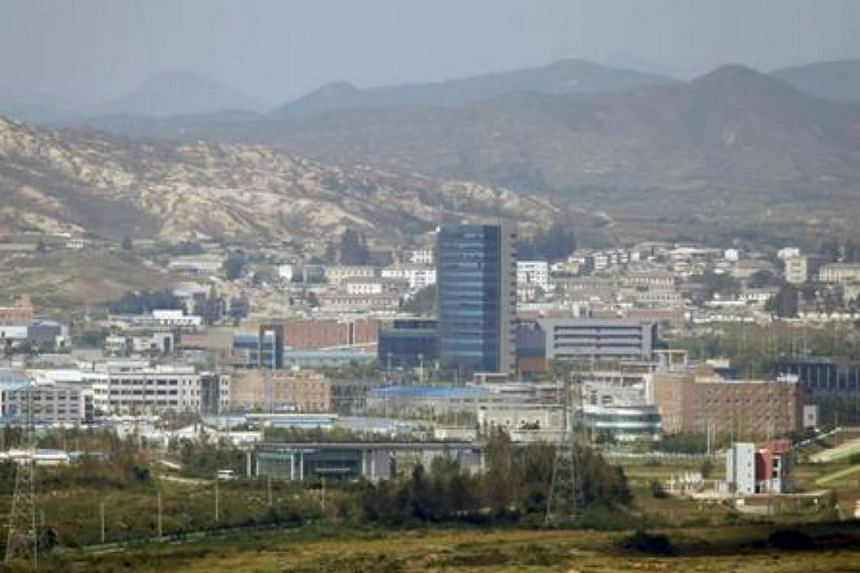 Seoul's Ministry of Unification said financial support would total 66 billion won (S$ 80.3 million) for 174 companies that had been affected by the closing of the Kaesong industrial complex in February last year.