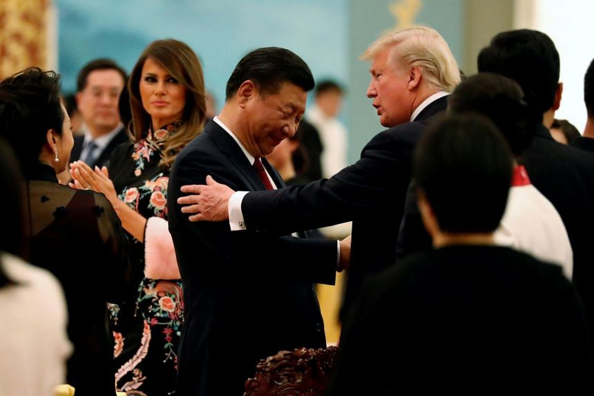 US President Donald Trump's three-day visit to Beijing has infused some warmth into the difficult relationship between the world's two most powerful nations.