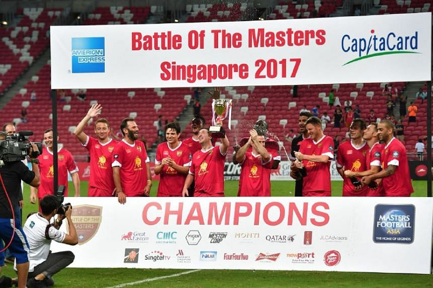 Liverpool emerged victorious at the Battle of the Masters .