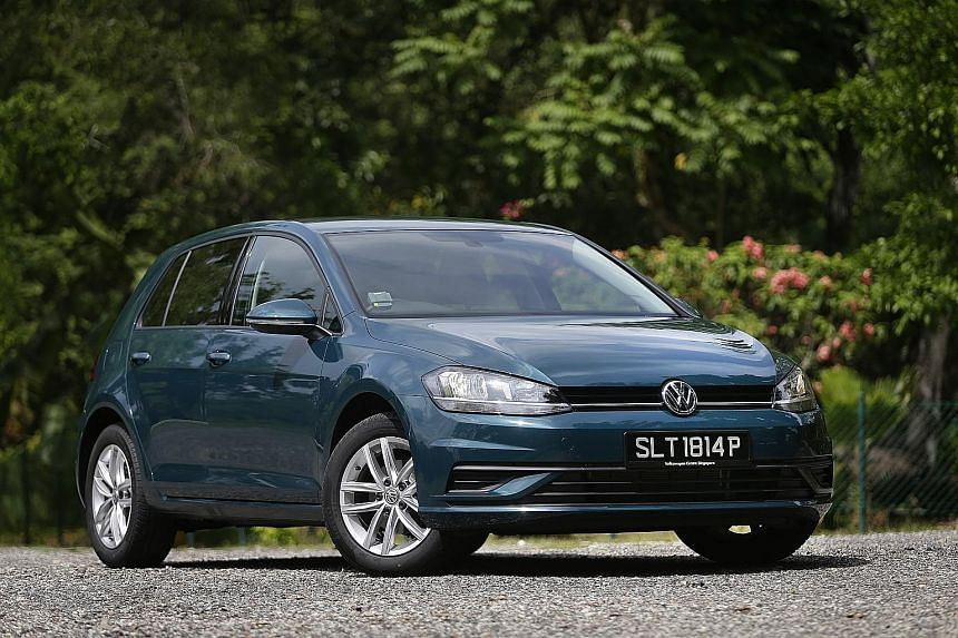 The latest Golf offers a reasonable mix of dynamism, comfort and refinement.