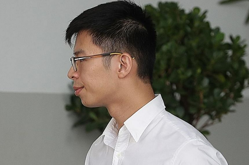 HDB officer Ng Han Yuan is said to have given confidential information on an HDB project to an ST journalist.
