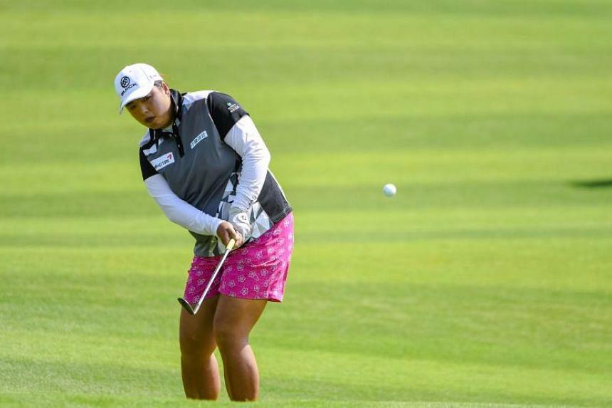 Feng Shanshan said she hopes more world No.1s will emerge from China.