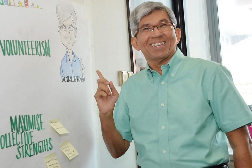 Dr Yaacob Ibrahim, Minister for Communications and Information (MCI), will be visiting Indonesia for three days from Nov 12, 2017.