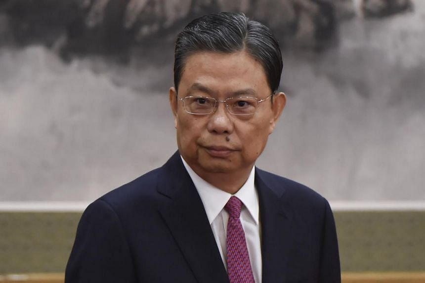 Zhao Leji, appointed to the new seven-member Politburo Standing Committee and tasked to lead President Xi Jinping's signature war on corruption, wrote in the state-run People's Daily that failure would lead to the party's downfall.