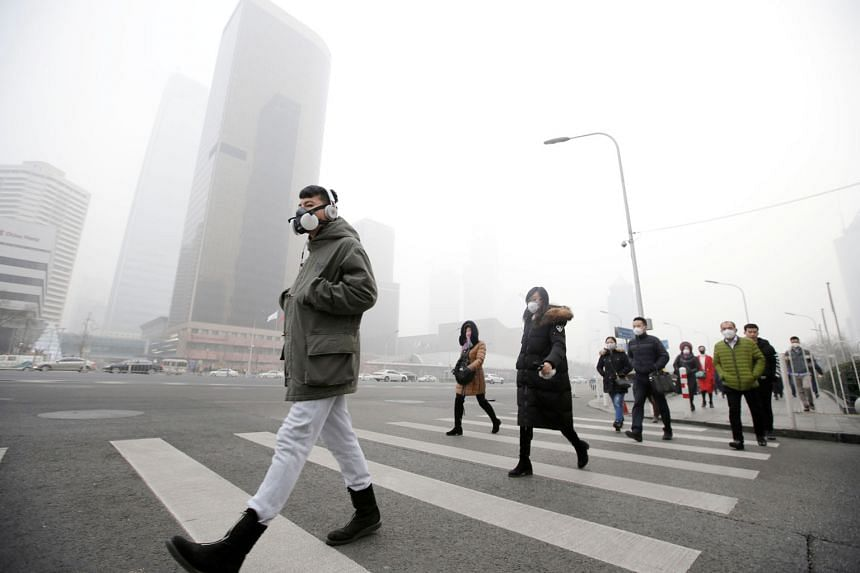 According to the World Health Organisation, China is the world's deadliest country for air pollution, with more than a million deaths in 2012.