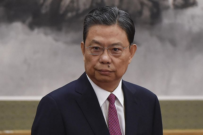 Mr Zhao Leji has been tasked to lead President Xi Jinping's signature war on corruption.