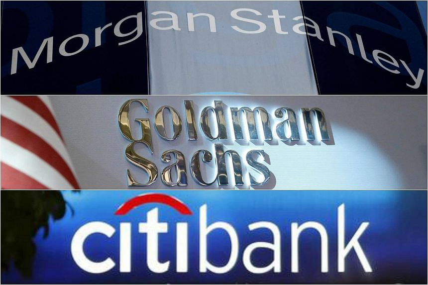 Morgan Stanley, Goldman Sachs Group and Citigroup now have an advantage over some of their largest Wall Street rivals in the Chinese securities sector.
