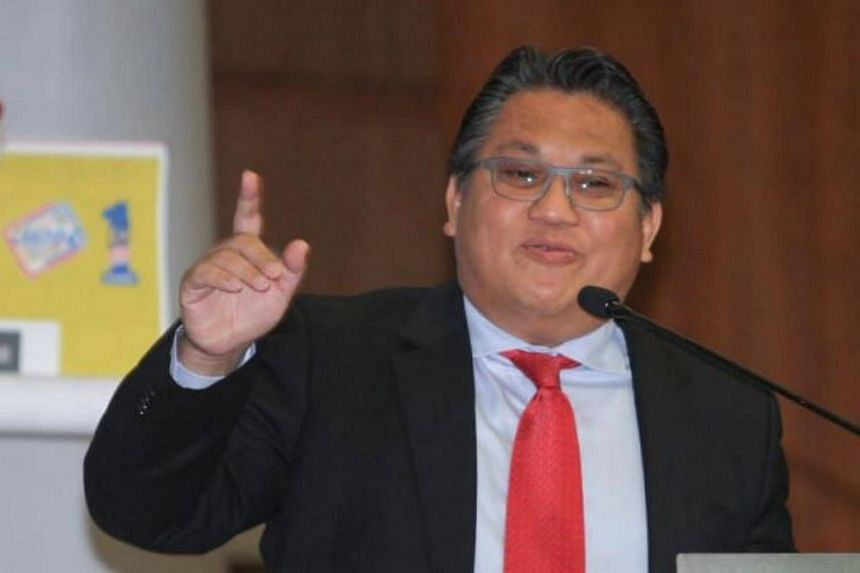Deputy Home Minister Datuk Nur Jazlan Mohamed (above) said the ministry was disappointed with Mr Zamihan for uttering words that challenged religion and the royal institution.