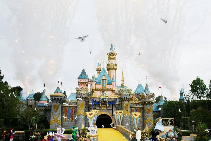 Cooling towers provide cold water for various uses at Disneyland and give off a vapor or mist that could have carried the Legionnella bacteria.