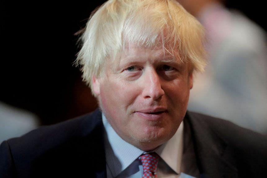 London Mayor Sadiq Khan called on British Foreign Minister Boris Johnson to resign, on Nov 12, 2017.
