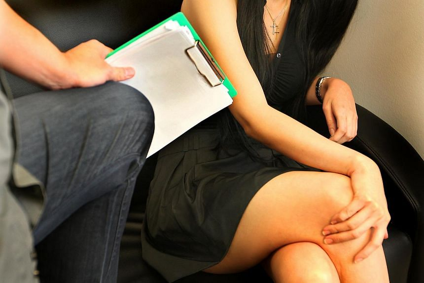 HR experts and lawyers in Singapore say that sexual harassment at the workplace is not uncommon, but they are unsure of the extent of its prevalence.