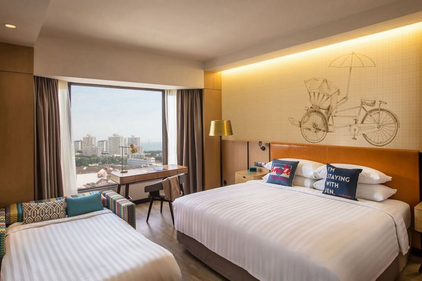 New look for Hotel Jen Penang