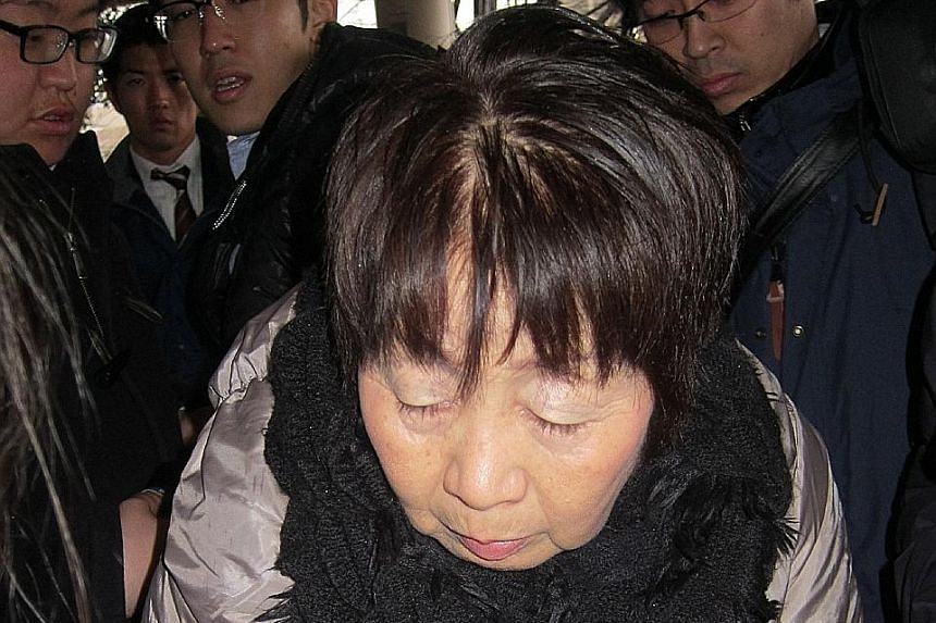 Chisako Kakehi had been romantically linked with between seven and 14 men, including her first husband, who died in 1994.