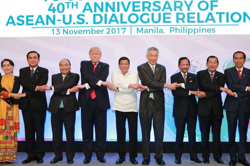 In a common statement, the Asean members called on parties to cooperate further in maritime issues, so as to deepen this peace.