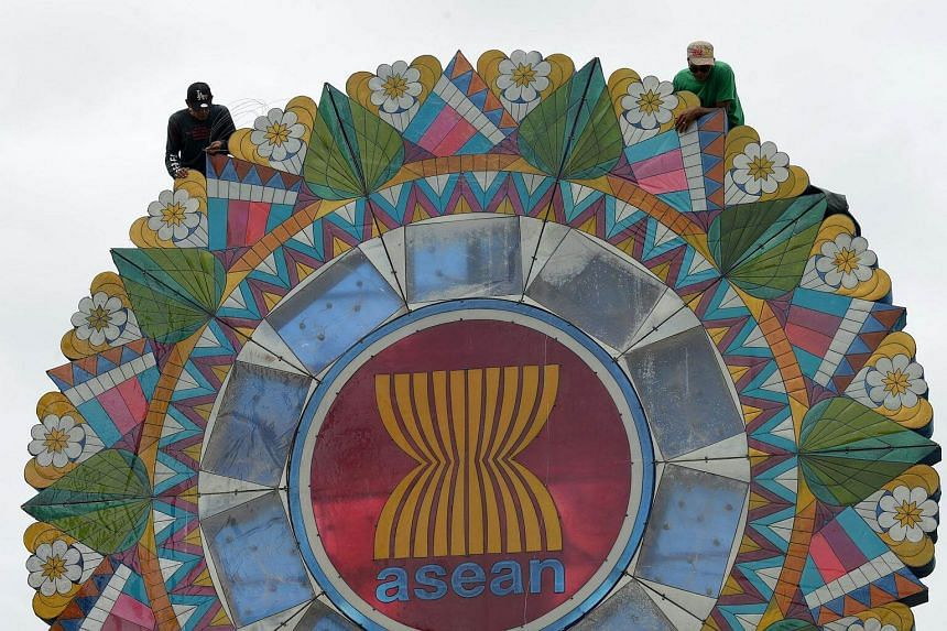 With the Asean Economic Community (AEC), the 10 member-states seek to create a single market and production base for the free flow of goods, services, investments and skilled labour in the region.