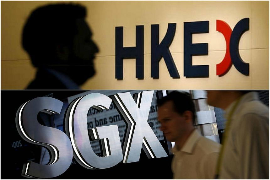 Two of Asia's financial heavyweights are going head-to-head as Hong Kong Exchanges & Clearing starts futures for a commodity that's seen extraordinary volatility and been a popular way to bet on China, challenging Singapore Exchange's leading positio