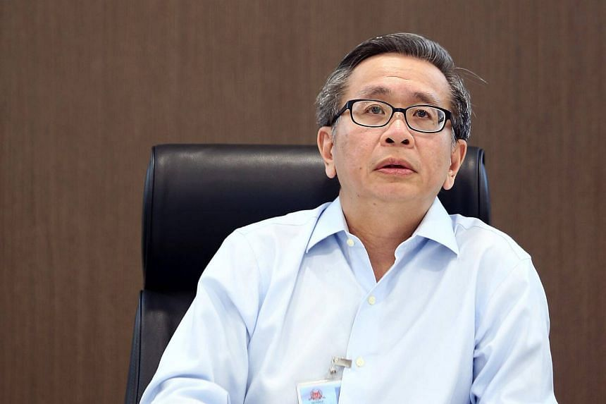 """Singapore's Cyber Security Agency's chief executive Mr David Koh said the perception of sweeping powers among some members of the public was a """"misunderstanding""""."""