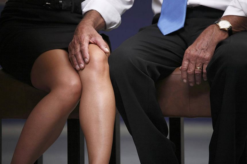 A survey in 2008 by the Association of Women for Action and Research (Aware) found slightly over half of the 500 people polled had experienced some form of sexual harassment at work.